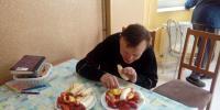 Janko sa veľmi tešil najmä na jahody.