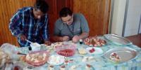 Florián s Denisom pripravili pre všetkých občerstvenie