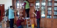 upratovanie vitríny