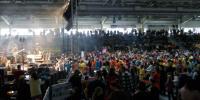atmosféra na koncerte bola fantastická